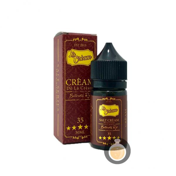 De La Cream - Salt35 Butterscotch Ryl - Vape E Juices & E Liquids Store