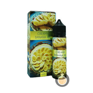 La Cream - Creamy Banana Pie - Best Online Vape Juice & E Liquid Store
