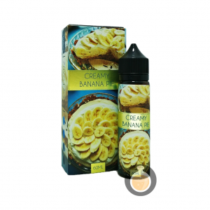 La Cream - Creamy Banana Pie - Best Online Vape Juice & E Liquid Store