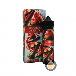 La Cream - Strawberry Cheese Cake - Online Vape Juice & E Liquid Store