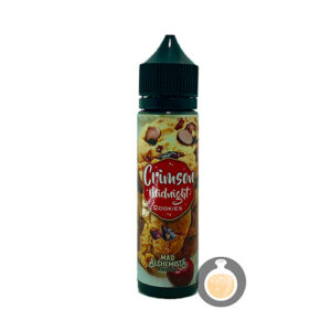 Mad Alchemists Creations Crimson Midnight Cookies - Best Vape E Juices & E Liquids Online