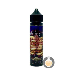 Mad Alchemists Creations - Jem Berry Pancake - Vape E Juice & E Liquid