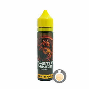 Master Minds - Nerroth Mango - Malaysia Vape E Juice & E Liquid Store