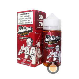 Mr. Addison E-Juice - Neapolitan - Vape E Juices & E Liquids Online Store