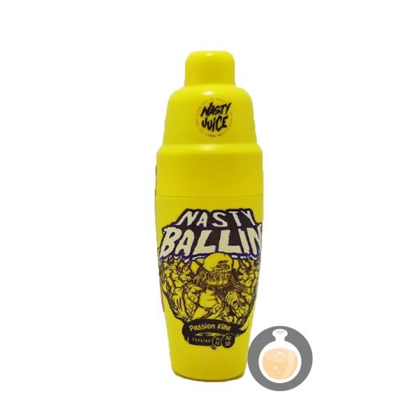 Nasty Ballin – Passion Killa - Vape E Juices & E Liquids Online Store   Shop
