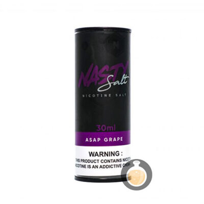 Nasty Salt Reborn - Asap Grape - Vape E Juices & E Liquids Online Store