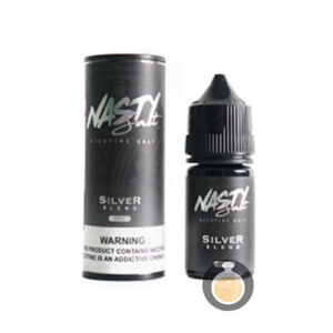 Nasty Salt Reborn - Silver Blend - Vape E Juices & E Liquids Online Store