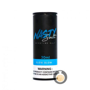 Nasty Salt Reborn - Slow Blow - Vape E Juices & E Liquids Online Store