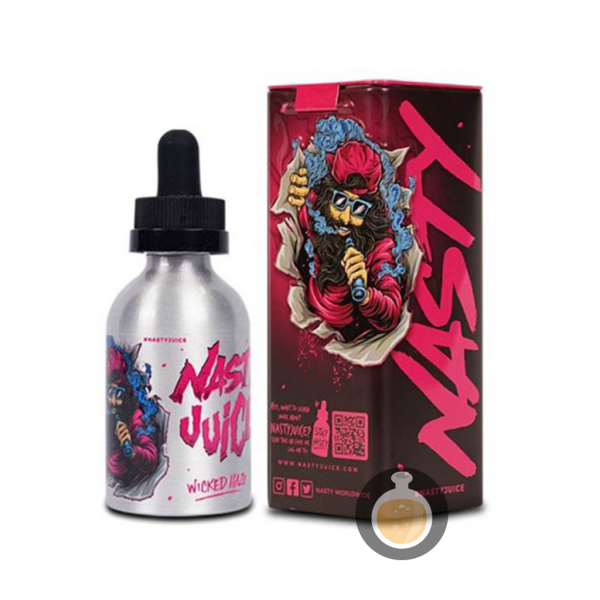 Nasty Juice - Wicked Haze - Vape E Juices & E Liquids Online Store   Shop
