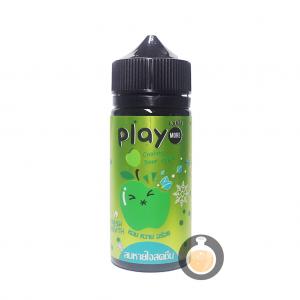 Play More - Cooling Sour Apple - Vape E Juices & E Liquids Online Store