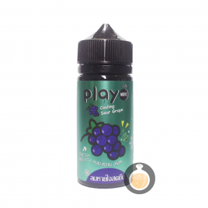 Play More - Cooling Sour Grape - Vape E Juices & E Liquids Online Store