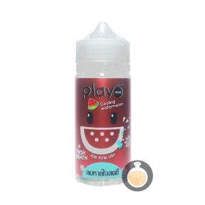 Play More - Cooling Watermelon - Vape E Juices & E Liquids Online Store