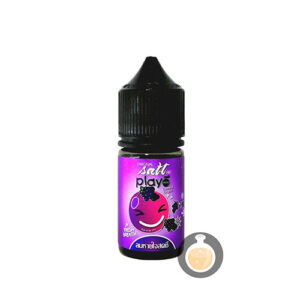 Play More - Salt Nic Cooling Grape - Vape Juices & E Liquids Online Store