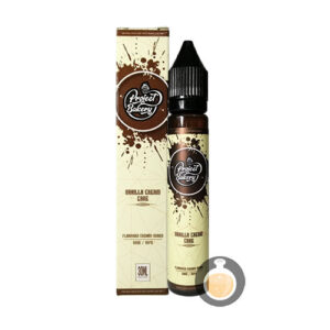 Project Bakery HTPC - Vanilla Cream Cake - Vape E Juices & E Liquids