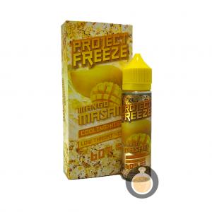 Project Freeze - Mango Masam - Vape E Juices & E Liquids Online Store