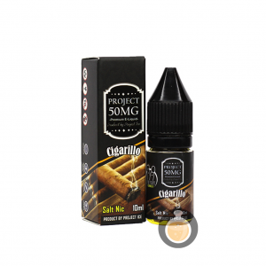Project Ice - Cigarillo Salt Nic - Online Vape Juice & E Liquid Store