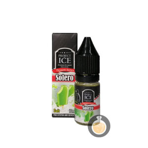 Project Ice Dessert Series - Solero Salt Nic - Vape E Juices & E Liquids