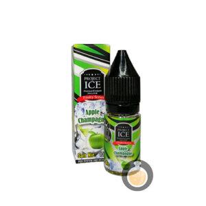 Project Ice Fruity Series - Apple Champagne Salt Nic - Vape E Juices Shop