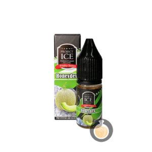 Project Ice Fruity Series - Honeydew Salt Nic - Vape Juice & E Liquid