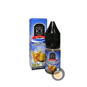 Project Ice Soda Series - Energy Bull Salt Nic - Vape E Juices & E Liquids