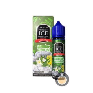 Project Ice Tea Series - Jasmine Green Tea - Vape E Juices & E Liquids