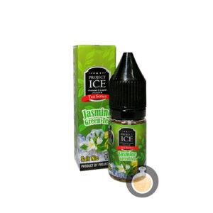 Project Ice Tea Series - Jasmine Green Tea Salt Nic - E Juices & E Liquids