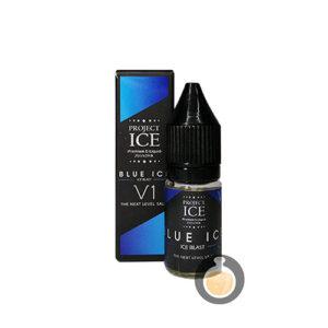 Project Ice - Blue Ice Salt Nic - Best Vape E Juices & E Liquids Online Store