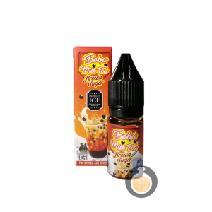 Project Ice - Boba Milk Tea Brown Suger Salt Nic - E Juice & E Liquid