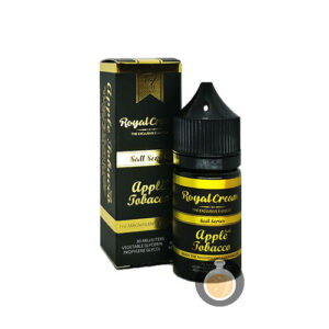 Royal Cream - Salt Apple Tobacco - Vape E Juices & E Liquids Online Store
