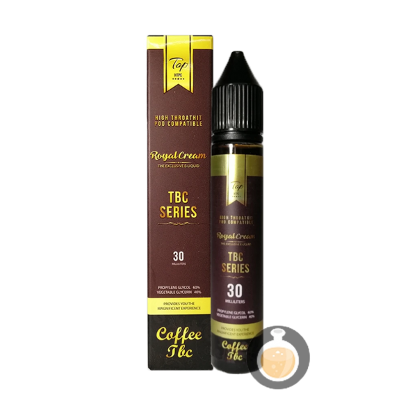 Royal Cream HTPC - Coffee Tbc - Vape E Juices & E Liquids Online Store