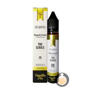 Royal Cream HTPC - Vanilla Tbc - Vape Juices & E Liquids Online Store
