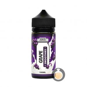 Smoothie Juice - Grape - Best Online Cheap Vape E Liquid Store | Shop