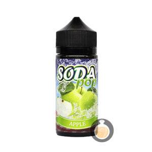 Soda Pop - Apple - Malaysia Online Cheap Vape E Juice & E Liquid Store