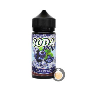 Soda Pop - Blueberry - Malaysia Online Best Vape Juice & E Liquid Shop