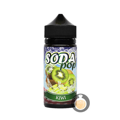 Soda Pop - Kiwi - Malaysia Online Cheap Vape E Juice & E Liquid Store
