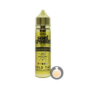 Soul Creamy - Villacruze Pie - Malaysia Vape E Juice & E Liquid Store