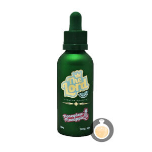 The Lord - Honeydew Pineapple - Malaysia Vape E Juice & E Liquid Store