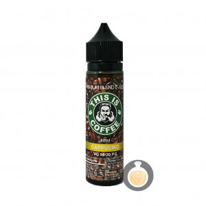 This Is Coffee - Cappucino - Vape E Juices & E Liquids Online Store | Shop