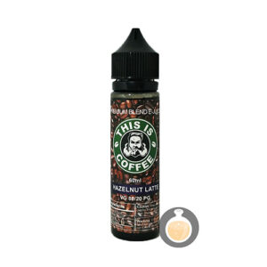 This Is Coffee - Hazelnut Latte - Vape E Juices & E Liquids Online Store