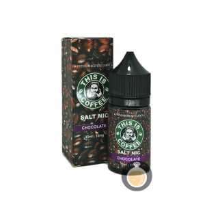 This Is Coffee - Salt Chocolate - Vape E Juices & E Liquids Online Store