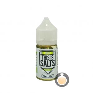 This Is Salts - Honeydew - Malaysia Vape Juices & E Liquids Online Store