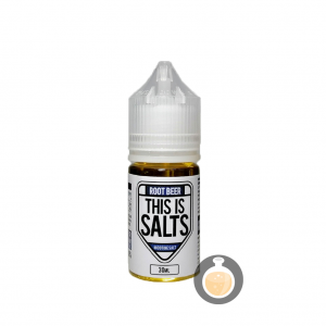 This Is Salts - Root Beer - Malaysia Vape E Juices & E Liquids Online Store