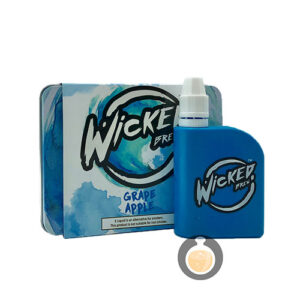VD Juice - Wicked Brew Grape Apple - Vape E Juices & E Liquids Store