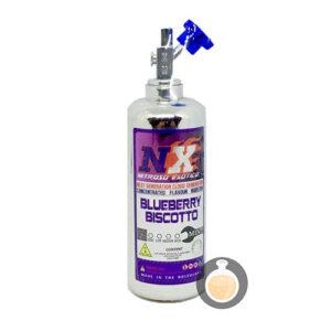 Vaptized - NX Blueberry Biscotto - Online Vape Juice & E Liquid Store