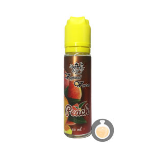 Vaptized - Peach - Malaysia Best Online Vape E Juice & E Liquid Store