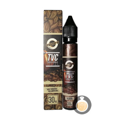 Veloc's HTPC - TVC Tobacco Vanilla Coffee - Vape Juices & E Liquids Store