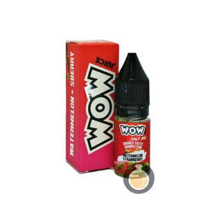 Wow Juice - Salt Watermelon Strawberry - Vape E Juices & E Liquids Store