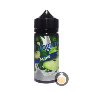 SA Brew - Yogurt Apple - Malaysia Vape E Juices & E Liquids Online Store