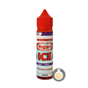 Yogurt Ice - Grape - Malaysia Best Online Vape E Juices & E Liquids Store