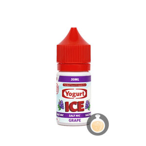 Yogurt Ice - Grape Salt Nic - Best Online Vape E Juices & E Liquids Store